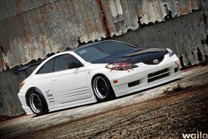 Toyota Camry Solara JapAttack by wallla