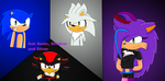 Ask Sonic, Shadow and Silver cover by Charlotterulesofteam