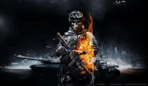 Battlefield 3 by GuMNade