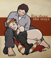 For three she stays by veterinarian