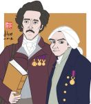 Jonathan Strange and Mr. Norrell by howardshum