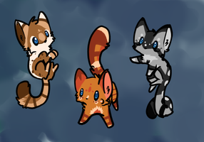Kitty adopts .:SOLD:. by RedAut-Adopts