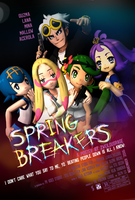 Spring Breakers (Alola Ver.) by ZweilousRage
