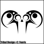 TRIBAL 2 FENRIS by shane613