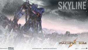 PACIFIC RIM   JAEGER: SKYLINE by minose400