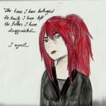 Kaiko - Regret by Yo-Im-the-random-one