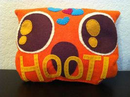 The Owl Pillow to end all Owl Pillows by akillertofu