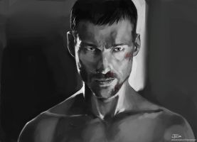 -Spartacus- by obsceneblue