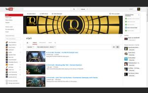 Tarqac Youtube Layout by sYpr0