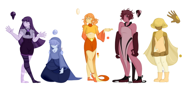 Gemsonas Redesign by The-Silent-Monster