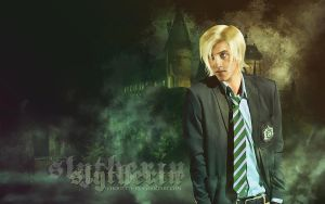 slytherin by chouette-e