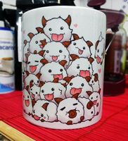 Poro bunch mug - League of Legends by LinkittyArt