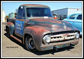 Cool F-100 by StallionDesigns