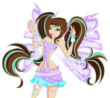 My final of season 5 ! Calipso - Merfairy . by CostantStyle