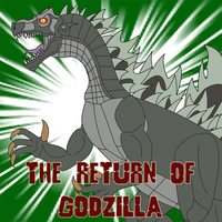 The Return of Godzilla by Daizua123