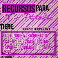 Recursos para tus portadas de Facebook by Lolyeditiones