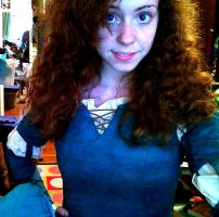 Merida DunBroch Preview by Ginger-Hero