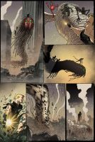 Judas The Last Days: 5-6 colors by iANAR