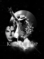 The King of Pop by Zox-Apd