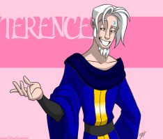 TERENCE the human unicorn by Aeolus06
