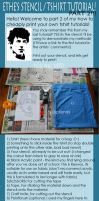 Make your own Tshirts - Part 2 by Ethereal-ity