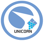 Unicorn Logo by sabresteen