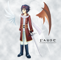 Faust by Mosrael-the-Waker