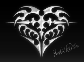 Remnant Heart by Mark-MrHiDE-Patten