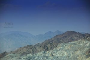 Fujairah mountains 10 by amirajuli