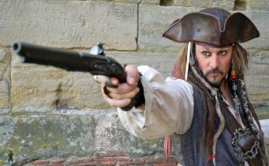 Captain Jack Sparrow Cosplay (26) by masimage