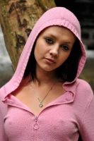 Tara - pink hood 1 by wildplaces