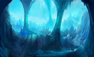 Ice Caverns by jjpeabody