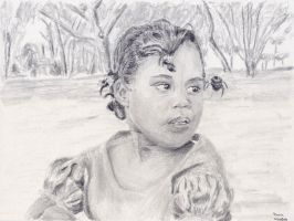 malagasy girl by domis