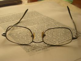 fathers spectacles by rosaak