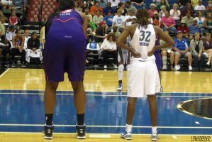 tall basketball player rebound by lowerrider