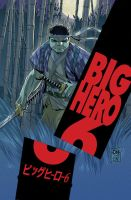 BIG HERO 6 No. 3 Cover by DNA-1