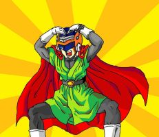 The Great Saiyaman by mysteriousdbzgt