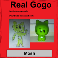 Mosh (Tfan0 Drawing Card #10) by tfan0