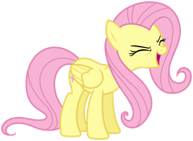 MLP Resource: Fluttershy 02 by ZuTheSkunk