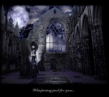 Whispering just for you... by Gothic-Art
