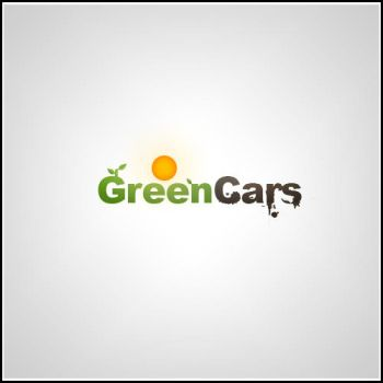 Green Cars Logo by system16
