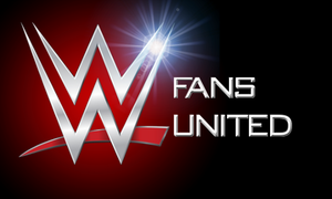WWE Fans United Icon Contest Entry by pm58790