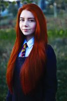 Ginevra Molly Weasley. by smileeeeey13