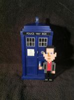 Ninth Doctor Bead Sprite by DrOctoroc
