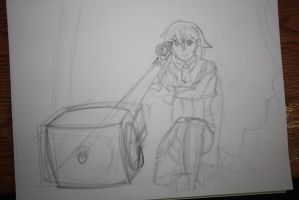 Shinon Sketch by mikey4realz