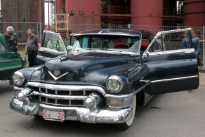 Cadillac Fleetwood by Budeltier