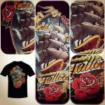 Old school Shirts by WillemXSM