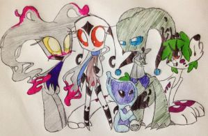 Band of Misfits by Miss-Zi-Zi