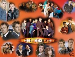 Doctor Who by BadWolf86