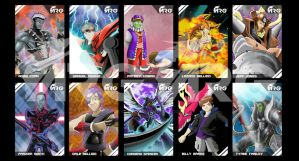 AlteRealityGames Yu-Gi-Oh Pro Player Tokens by ccayco